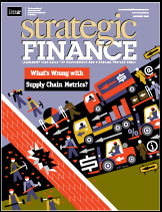 Strategic Finance - What's wrong with supply chain metrics?