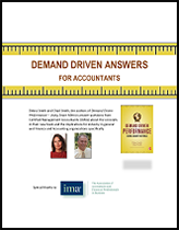 Demand Driven Answers for Accountants